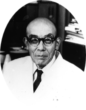 遠藤仁郎 博士